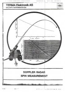 Terma Ballistics conference 1987 - Doppler Radar Spin Measurement_Page_1